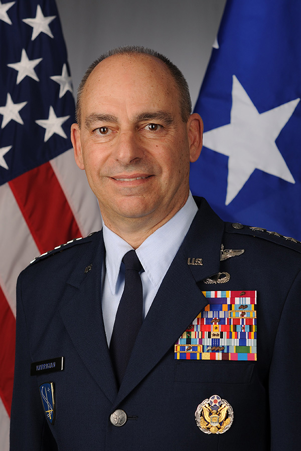 Gen. Jeff Harrigian