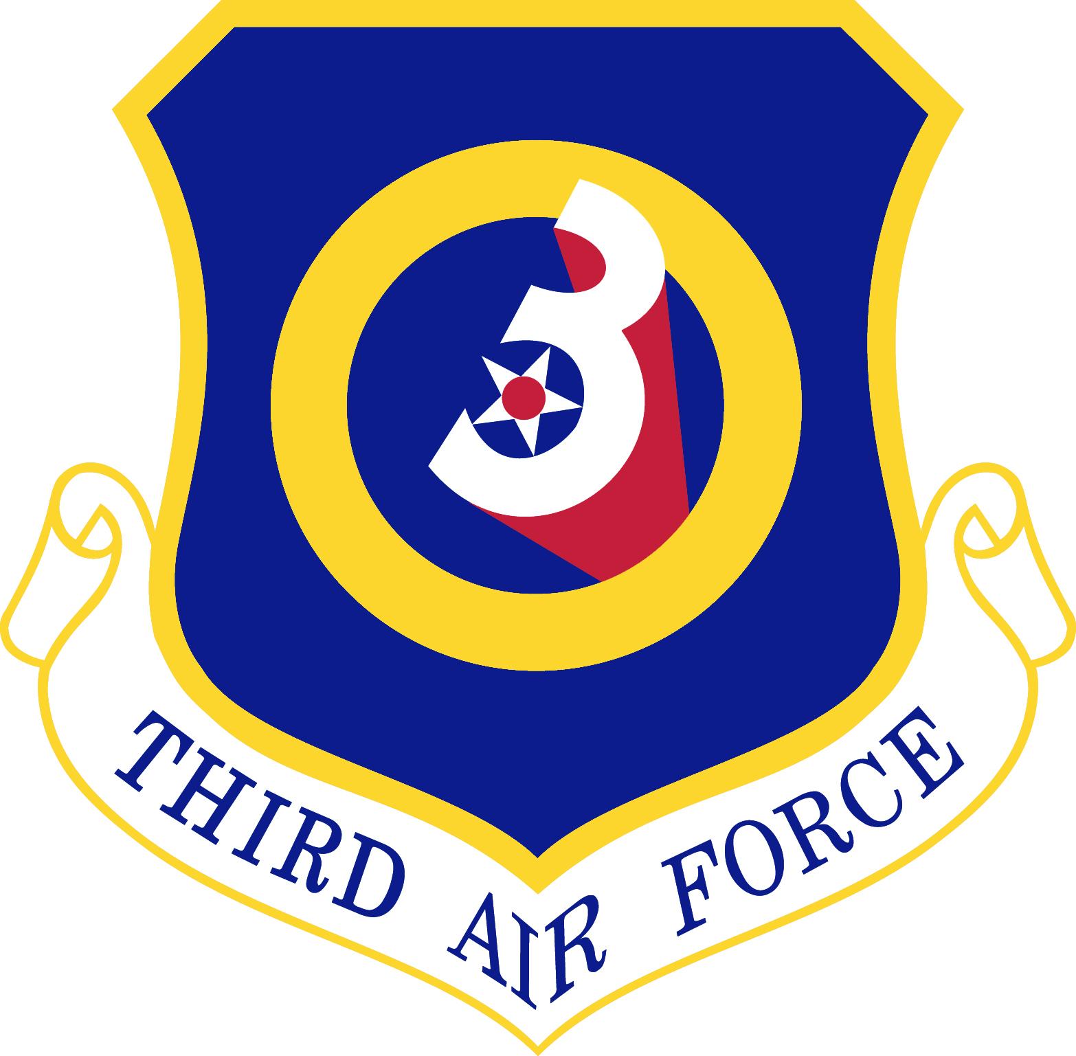 Third <b>Air Force</b>